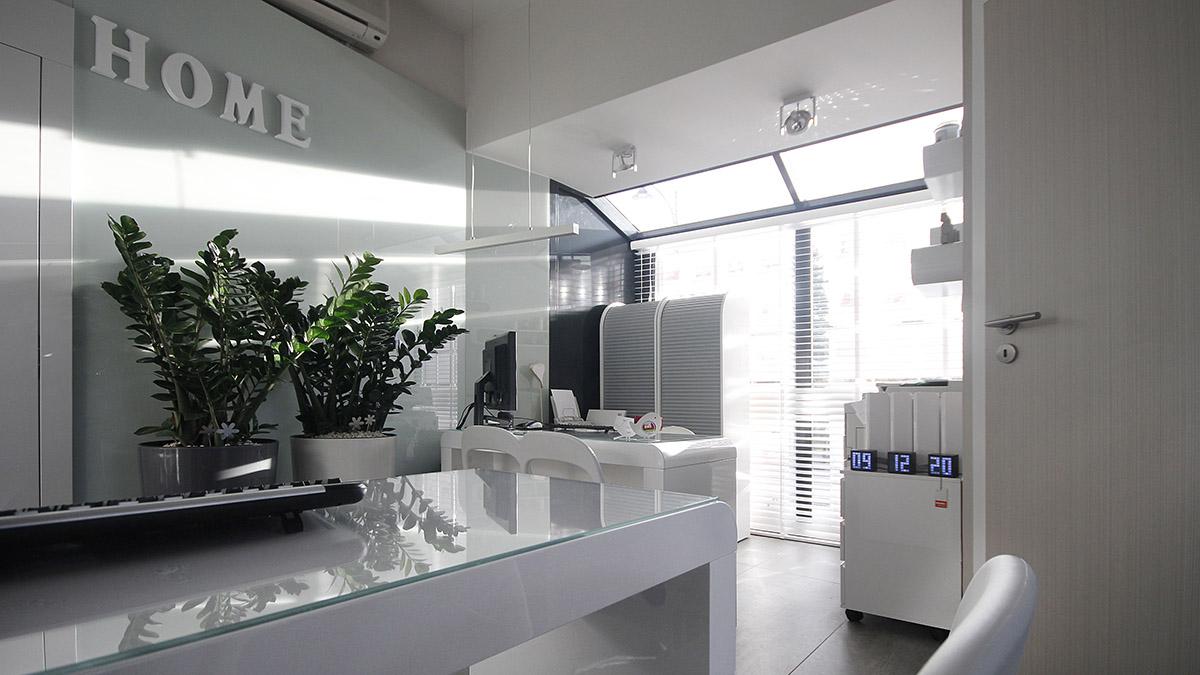 022f567244 Realizacja projektu wnętrza biura nieruchomości w Kołobrzegu.